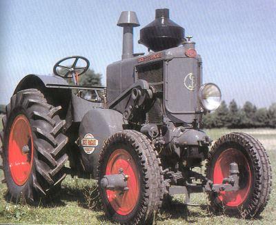 Tractor Vierzon H 1 Tractores