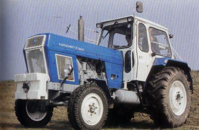Tractor ZT 300 D Fortschritt Tractores