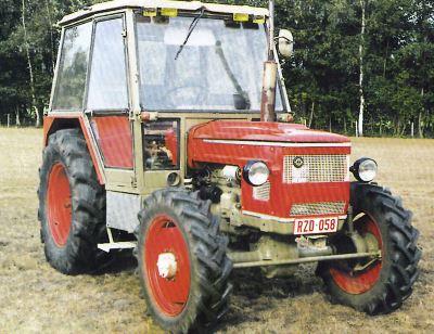 Tractor Zetor 50 Super Tractores
