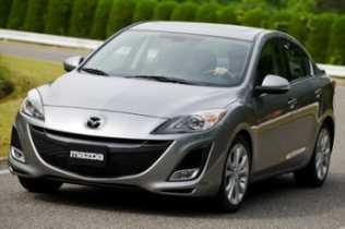3 millones de unidades del Mazda 3