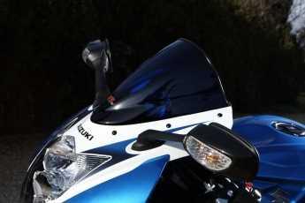 Accesorios oficiales Suzuki para motos GSXR 2011
