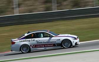 Akrapovi driving experience 2011 a la pista