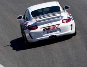 Akrapovi driving experience 2011