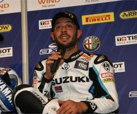 Alstare Suzuki listo para rodar en Miller Motorsport Park