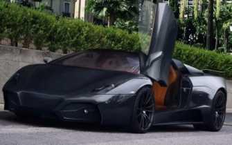 Arrinera Automotive, el Lamborghini polaco