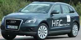Audi Q5 Hybrid Fuel Cell toma fuerza en Audi