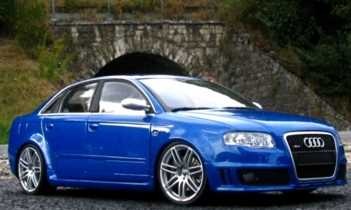 Audi Rs4 a la venta