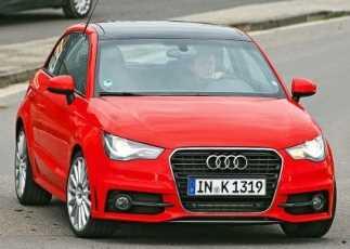 Audi S1 cazado cerca del Ring