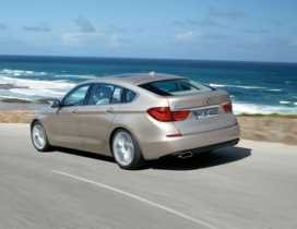 BMW Serie 5 GranTurismo