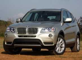 BMW X3 M motor TriTurbo