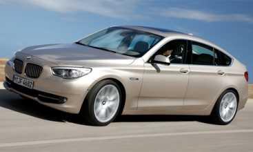 BMW reconoce el fracaso del Serie 5 GT en EEUU