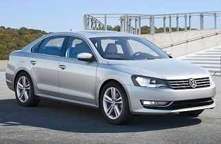 El nuevo VW Passat 2012 posee un precio base de $19,995
