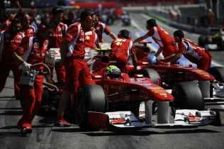 En Ferrari ya no saben que hacer para mejorar
