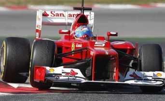 Fernando Alonso deja buenas sensaciones