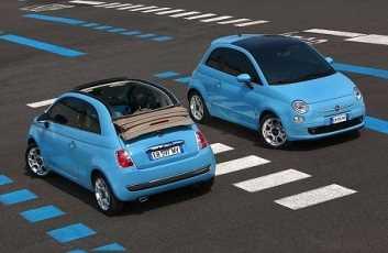 Fiat presenta su nueva gama Fiat 500 Twin Air