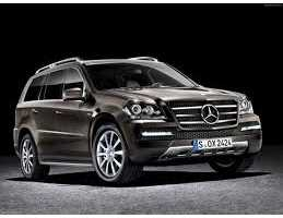 Mercedes Benz Clase GL Grand Edition