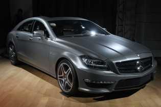 Mercedes quiere un modelo superior al CLS