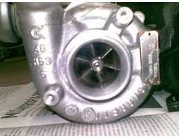 Montaje del turbo