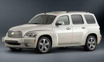 Nuevo Chevrolet HHR 2011