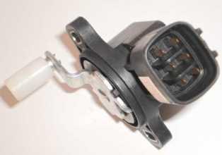 Sensores del pedal del acelerador