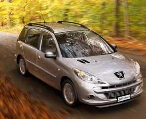 Sutiles cambios para Peugeot 207 Compact