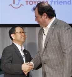 Toyota anuncia su propia red social