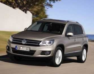 Volkswagen Tiguan, TDI y TSI entre 110 y 210 CV