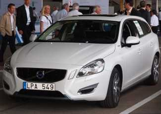 Volvo gana dos premios del Michelin Challenge Bibendum
